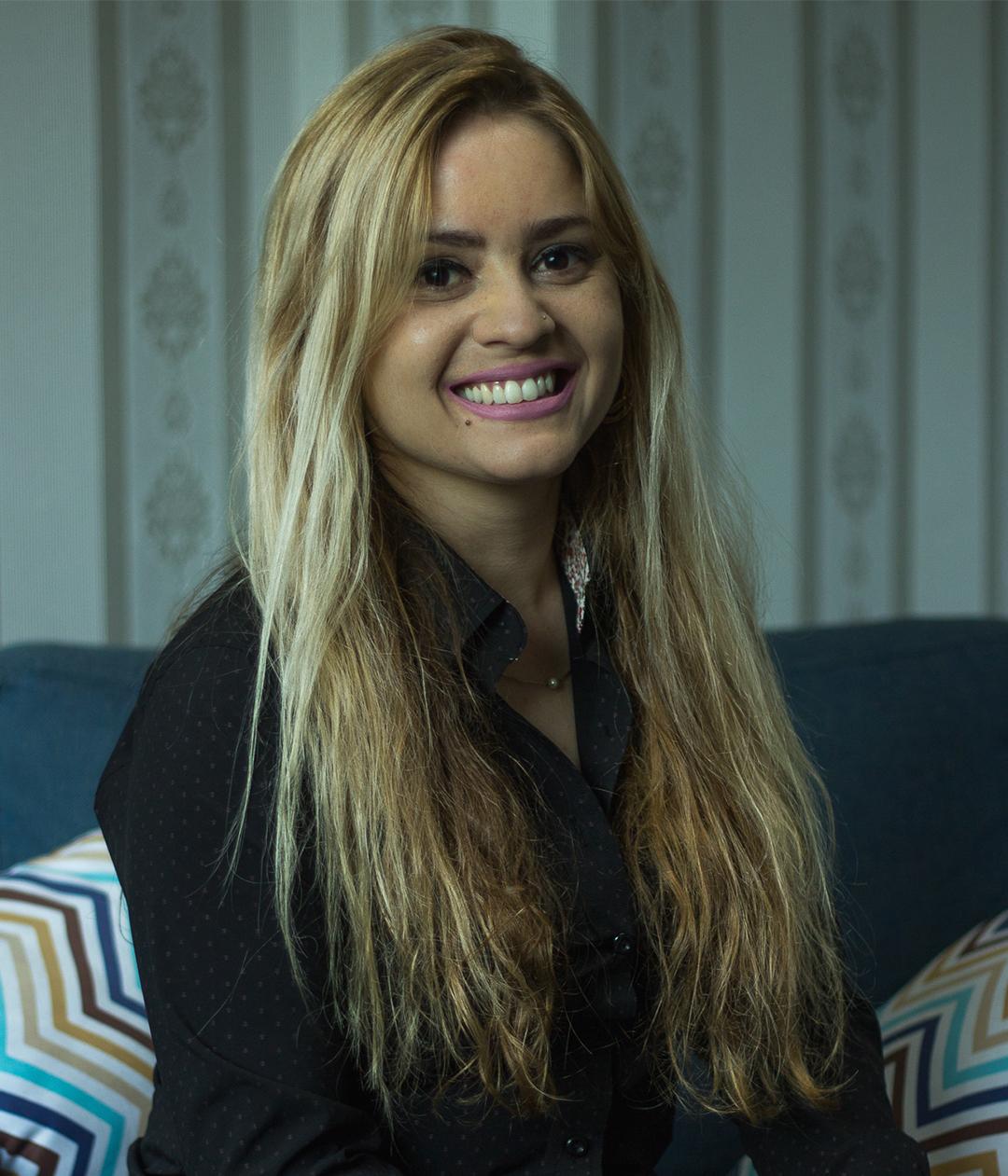 Bianca Carolina Alves Ferreira, Psicóloga, CRP: 06/146255