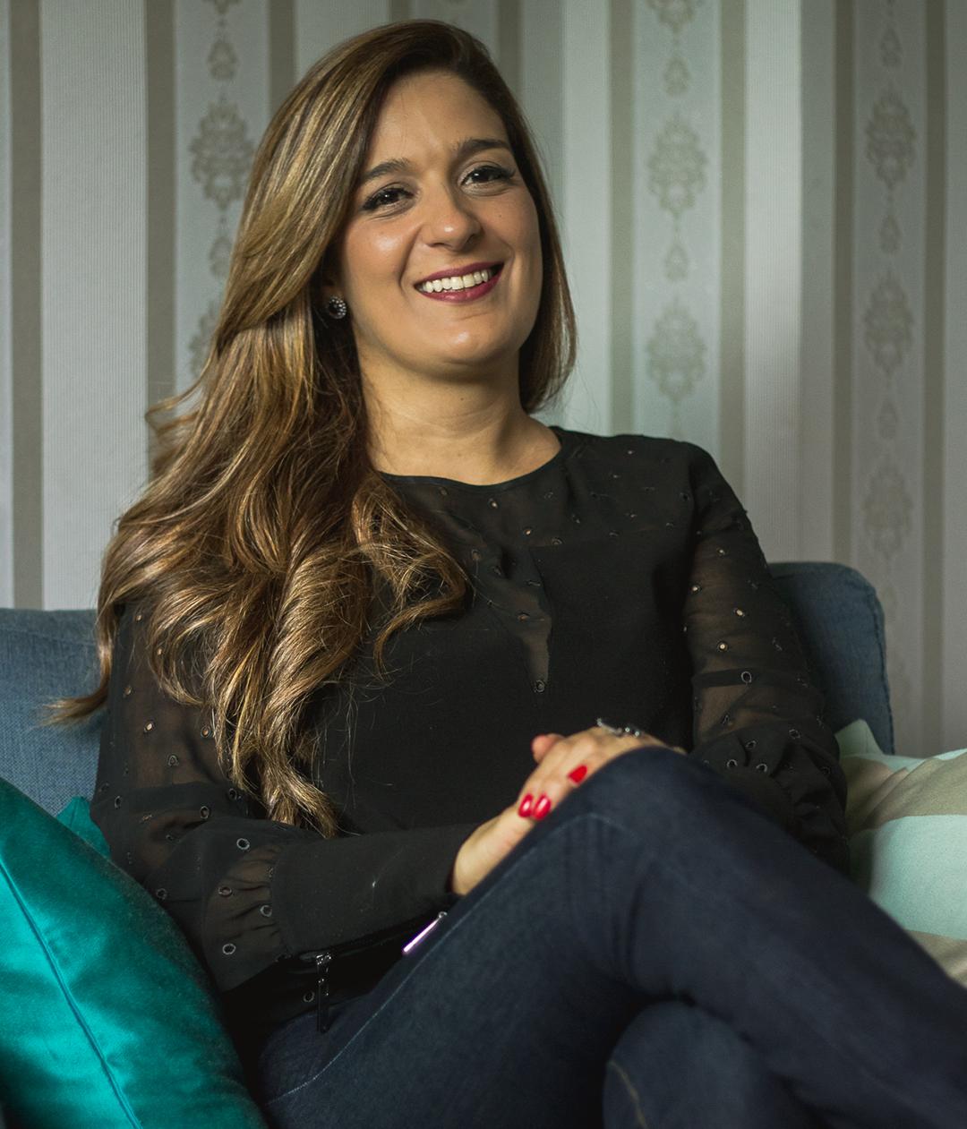 Andréia de Figueiredo Antunes, Psicóloga, CRP: 06/141335