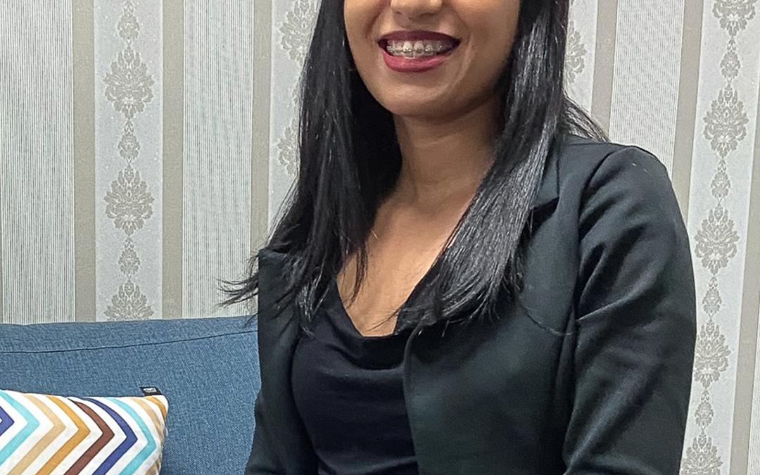 Ludmilla Oliveira Lima Cerqueira, Psicóloga, CRP: 06/129010