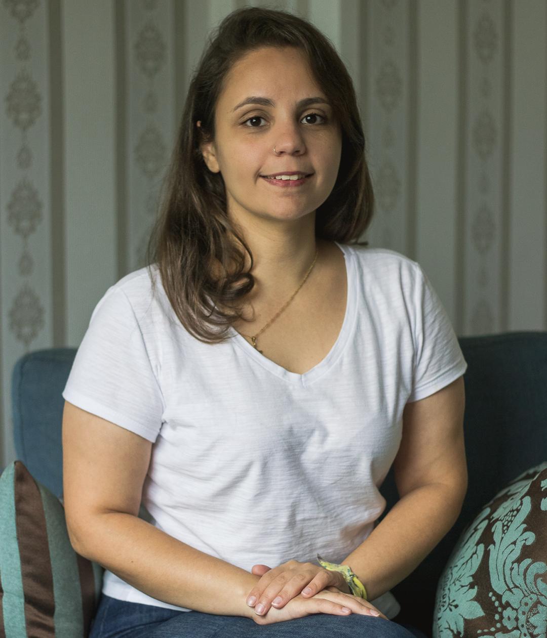 Maria Victória Negrão Rocha de Melo, Psicóloga, CRP: 06/88490