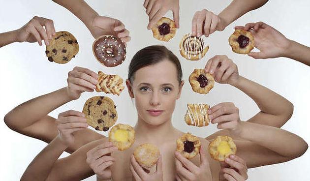 Como diminuir a vontade de comer compulsivamente