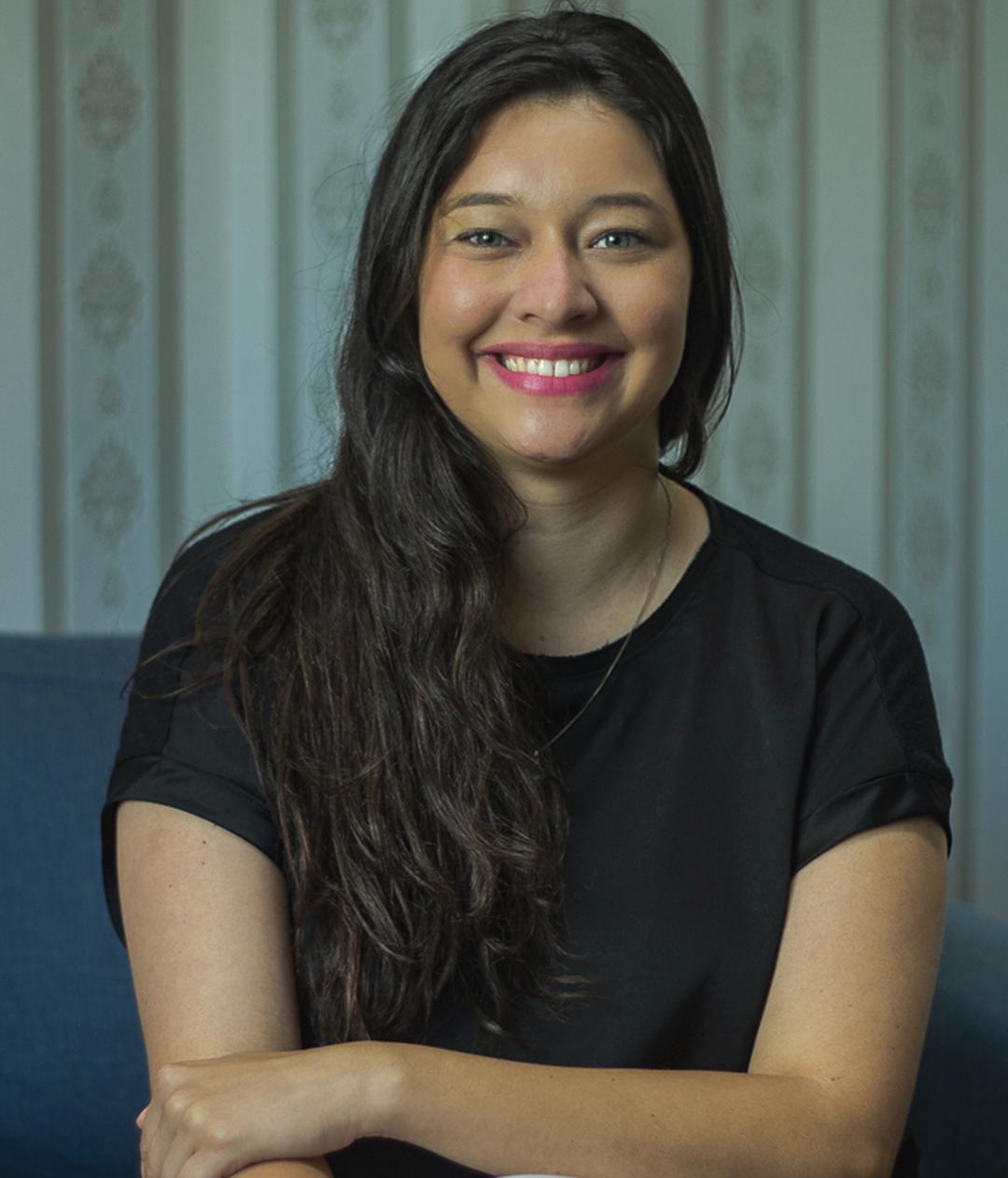 Gabriela Estefano Souza, Psicóloga, CRP: 06/106172