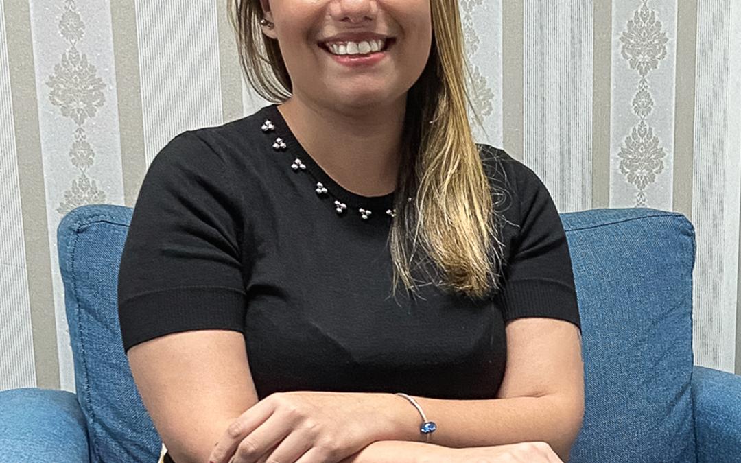 Carollina Fernandes de Araújo Silva, Psicóloga, CRP: 06/129151