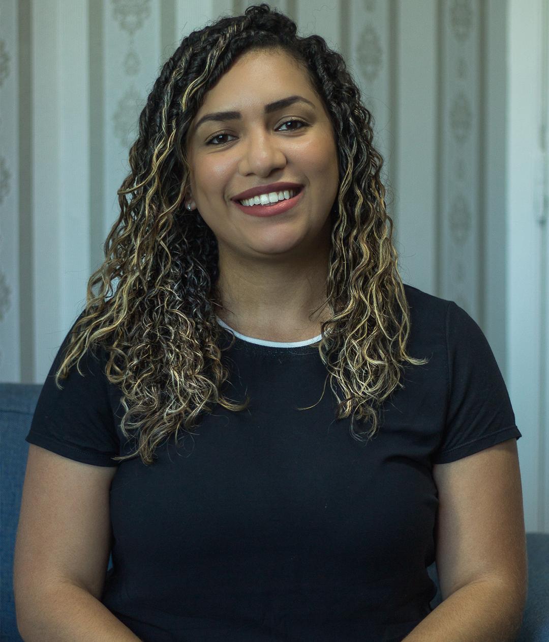 Jéssica Aparecida Costa da Silva, Psicóloga, CRP: 06/147632