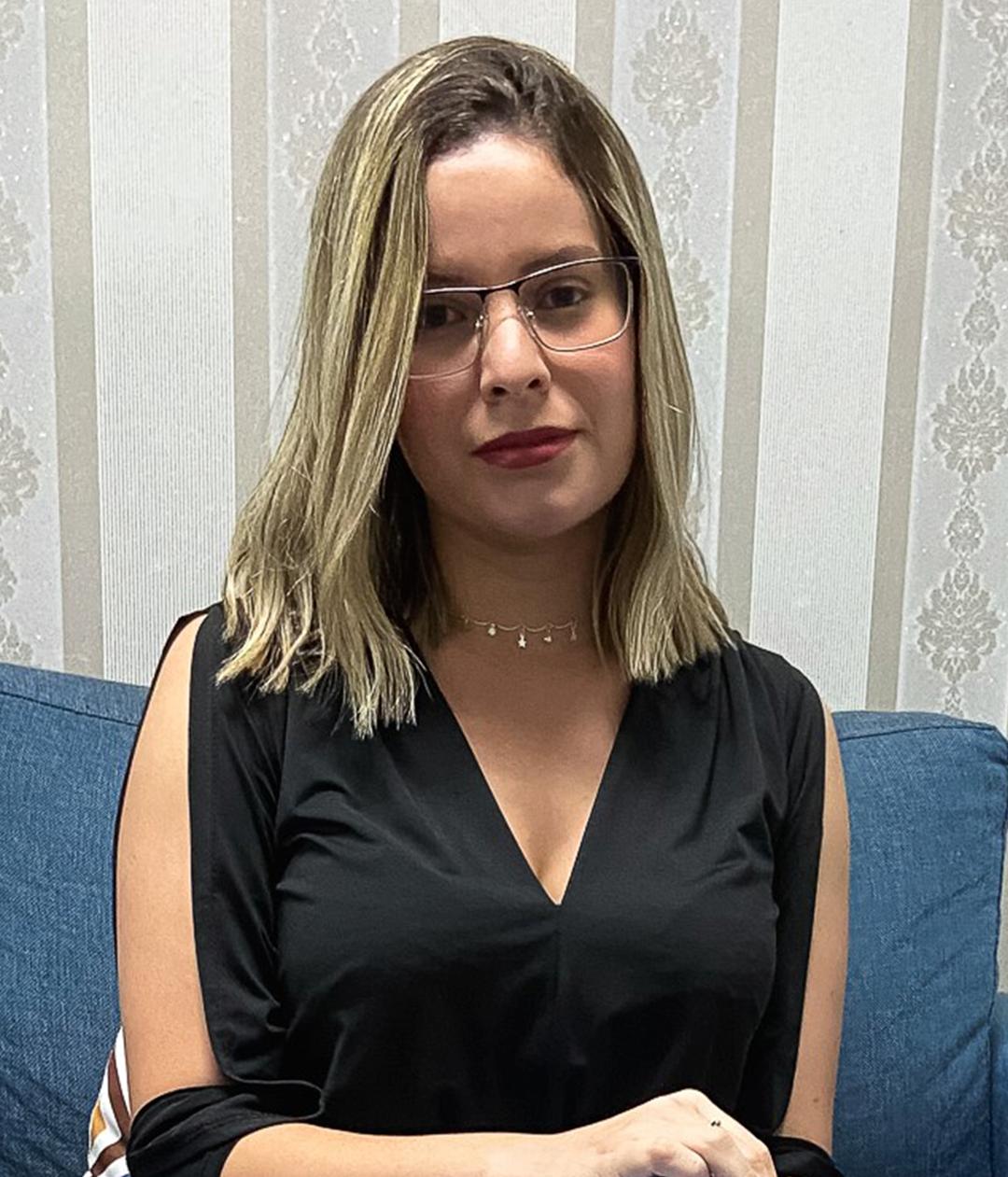 Stephanie da Silva Pereira, Psicóloga, CRP: 06/151949