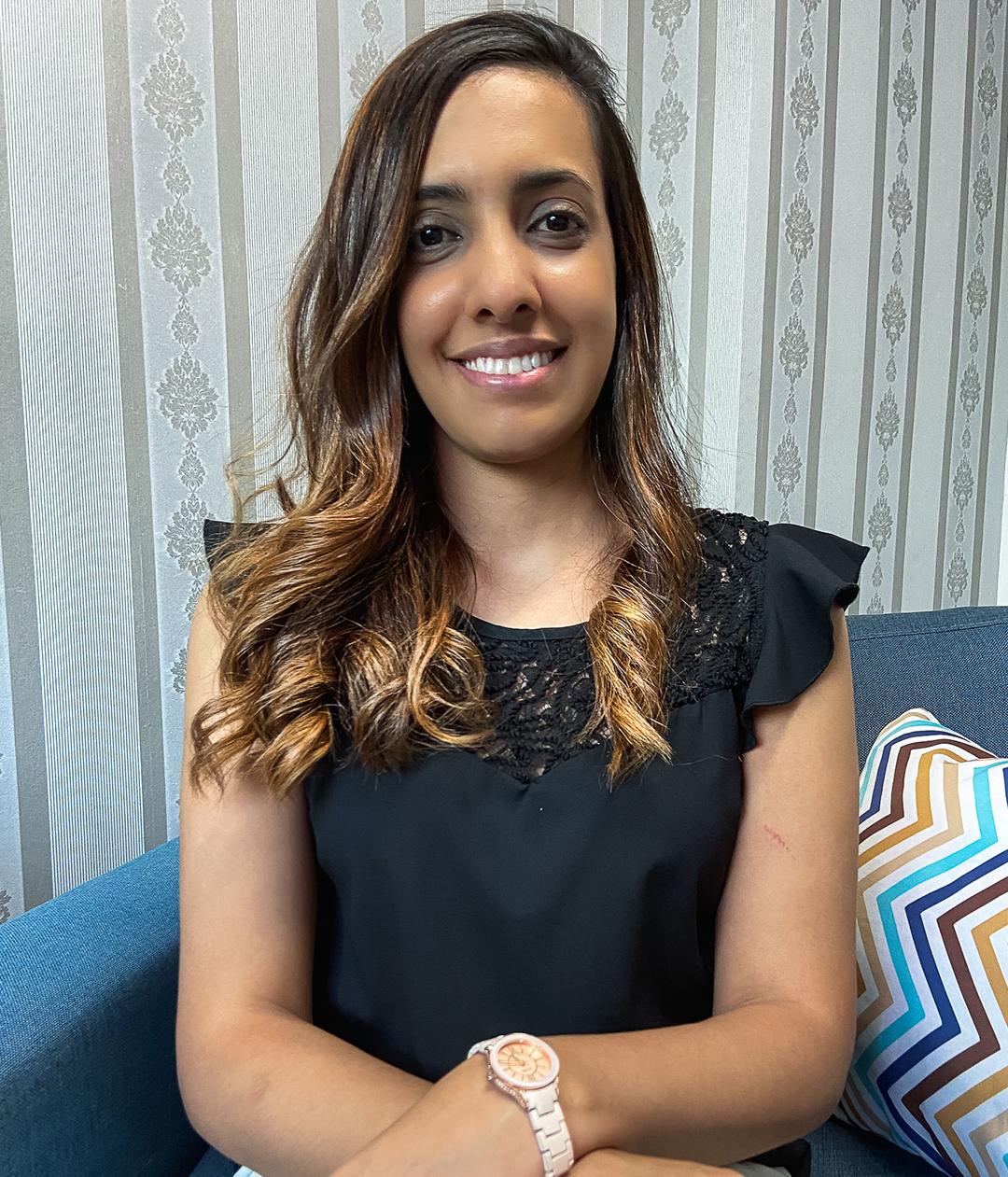 Ingrid Cristina Rodrigues, Psicóloga, CRP: 06/164649