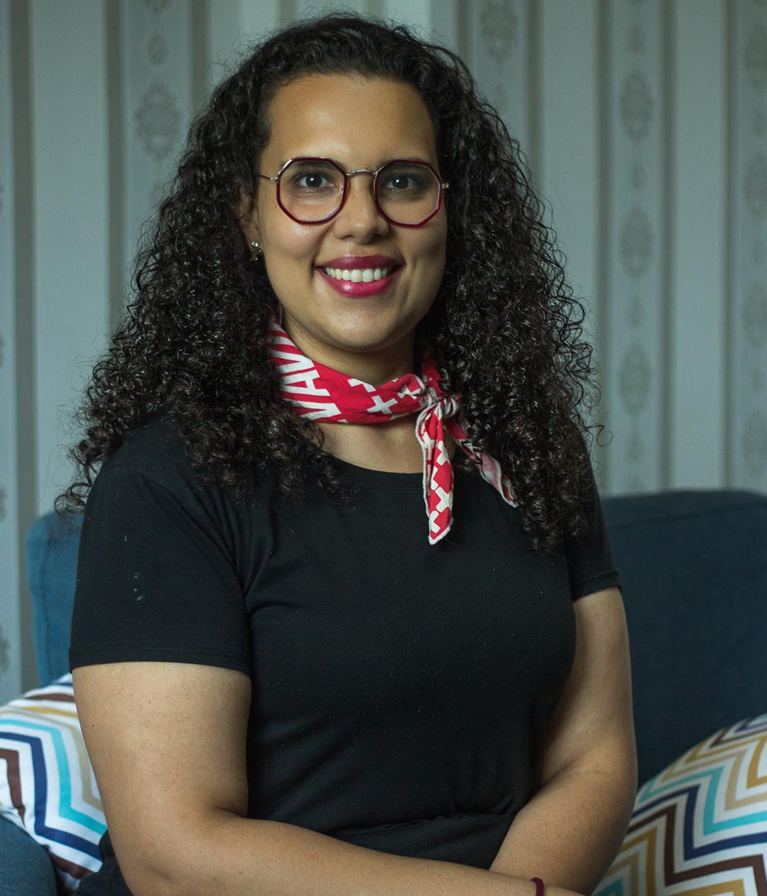 Psicóloga Valéria Lima