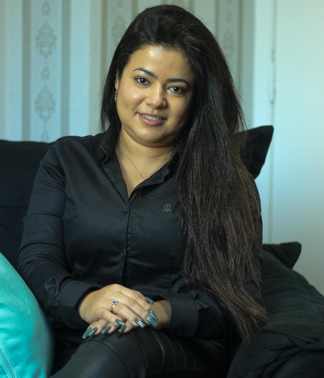 Fernanda de Castro Ribeiro Origuella, Psicóloga, CRP: 06/170428