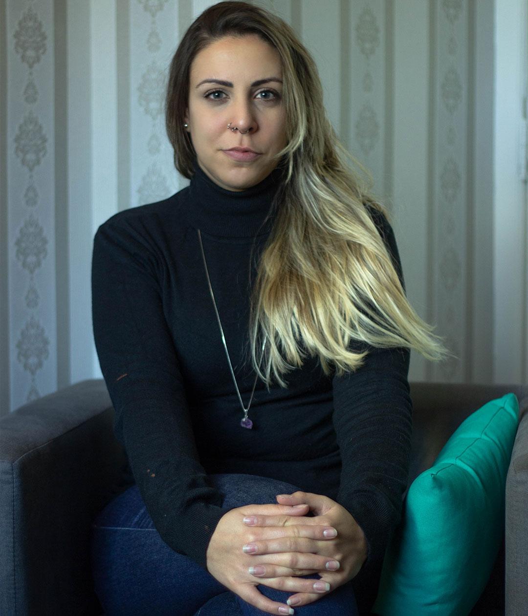 Stephanie Hipólito de Oliveira, Psicóloga, CRP: 06/139555