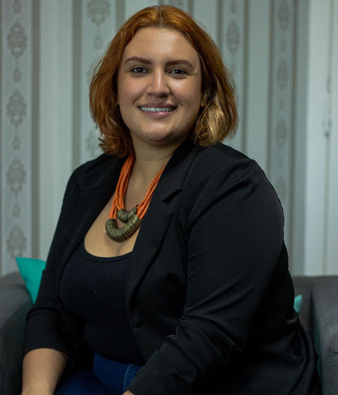 Psicóloga Ana Clara Lucas Coura